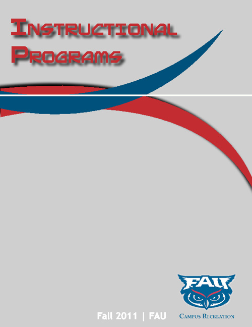 Instructional Programs Brochure Fall 2011