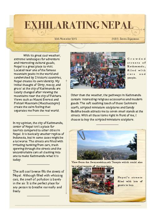 StevenS34400_Nepal Travel Article