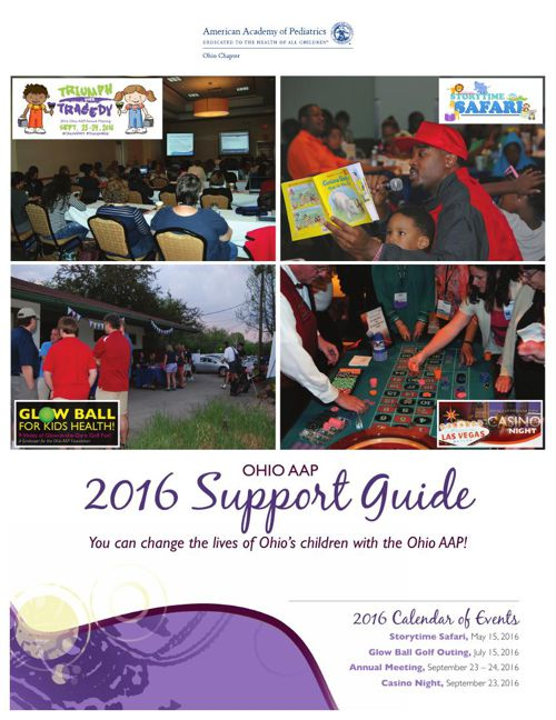 2016 Ohio AAP Support Guide