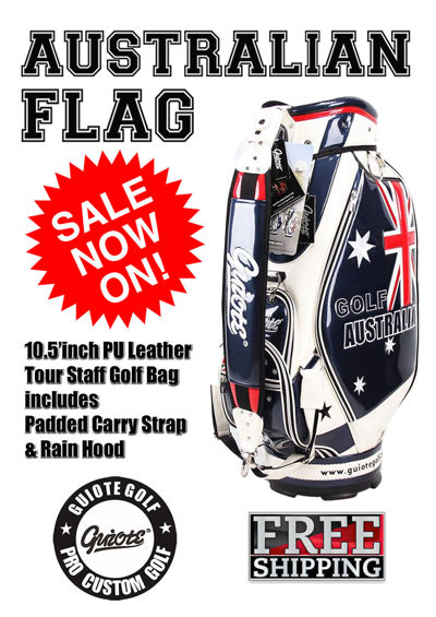 Guiote Tour Staff Golf Bags