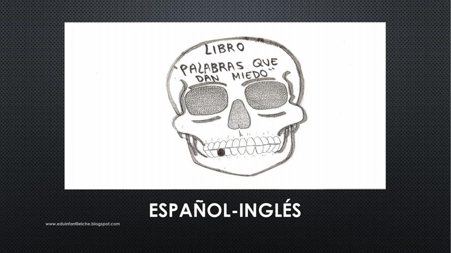 INGLÉS-ESPAÑOL :EL MIEDO