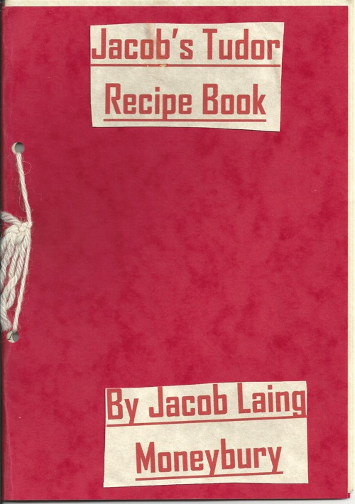 jacob recipe book