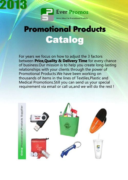 China Professional Promotional Products Supplier-www.Everpromos.