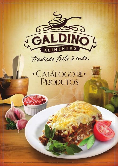 Catálogo de Produtos Galdino