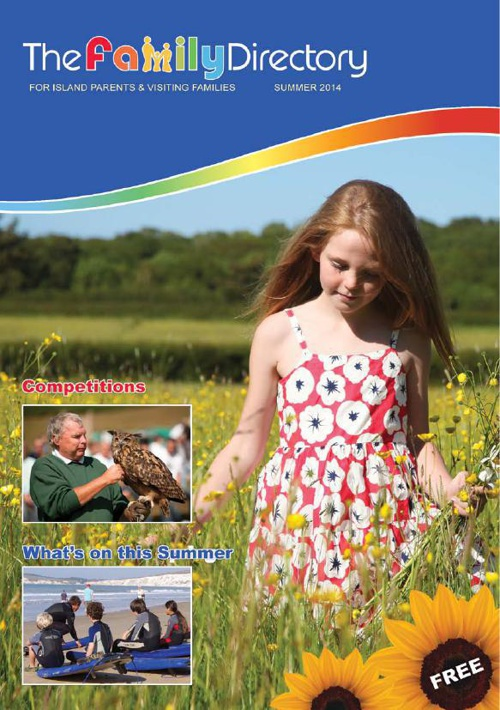 The Family Directory - Summer 2014