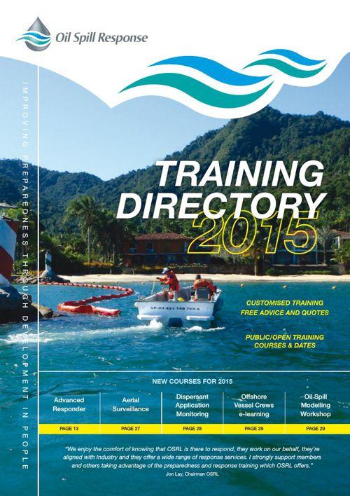 OSRL Training Directory