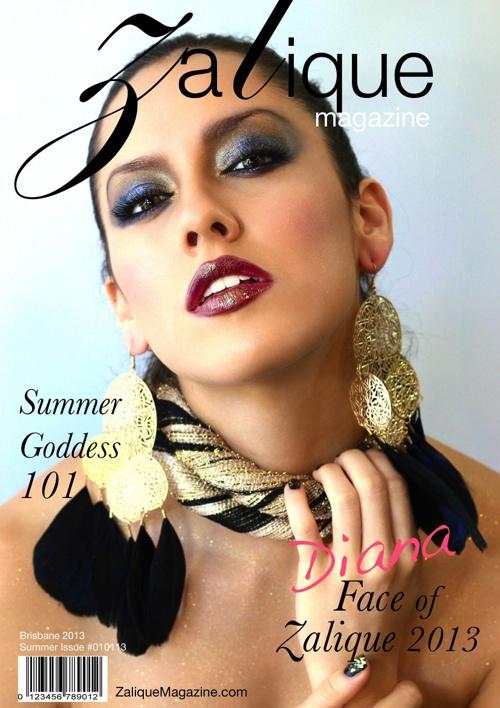 Zalique Magazine Summer 2013