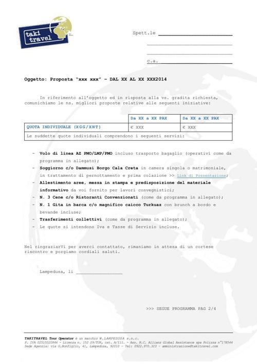 Copy of Proposta - xxx - 25-28SET2014