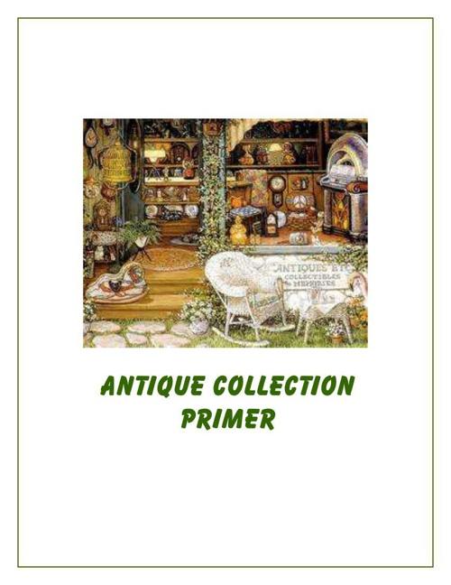 Antique Collection Primer