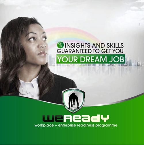 WeReady 2012 e-flier