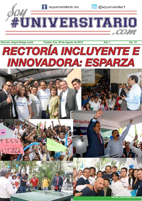 #SoyUniversitario No 75