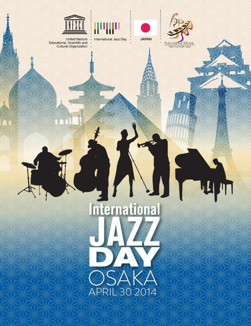 2014 International Jazz Day All-Star Global Concert Program