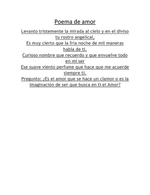 mis poemas
