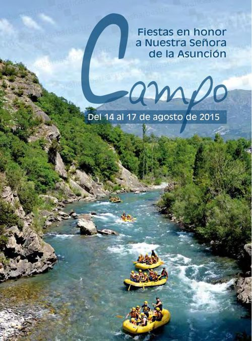 Programa Fiestas Campo 2015