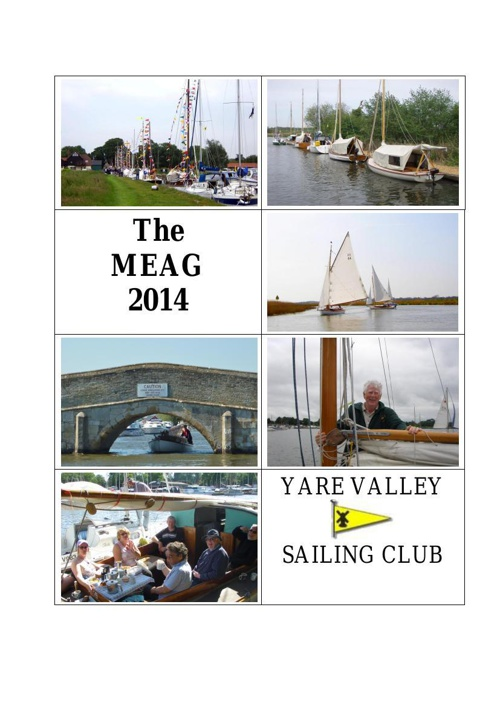 2014 Meag Yearbook 2014