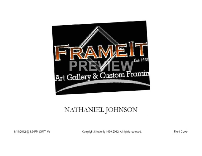 Frameit Price list and Catalog