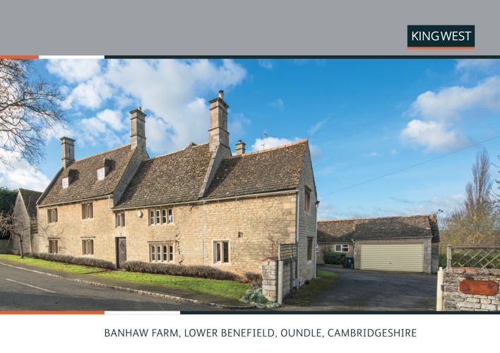 Banhaw Farm, Lower Benefield, Oundle, Cambridgeshire