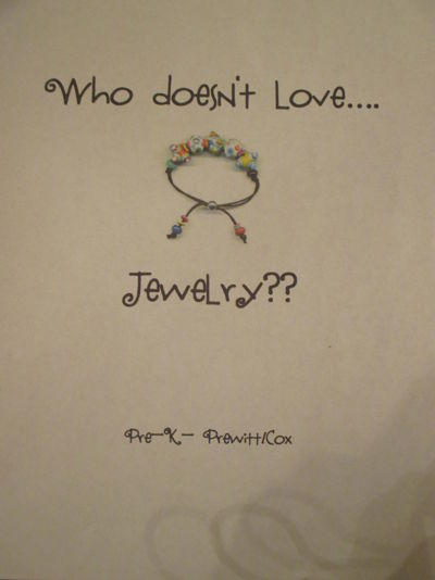 Who Doesn't Love....Jewelry????