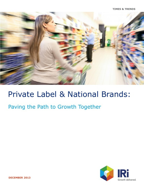 Private Label & National Brands