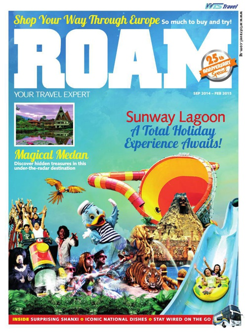 Roam Issue 15 Sep 2014-Feb 2015