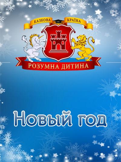 """Новый год в детском саду """"Лесная фея"""""""