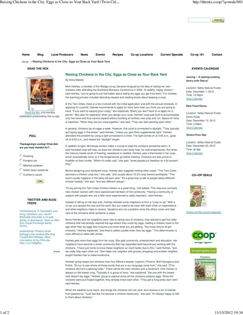 Sustainable Living and Environmental Topics
