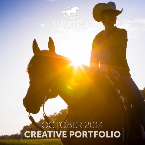 October 2014 Creative Portfolio
