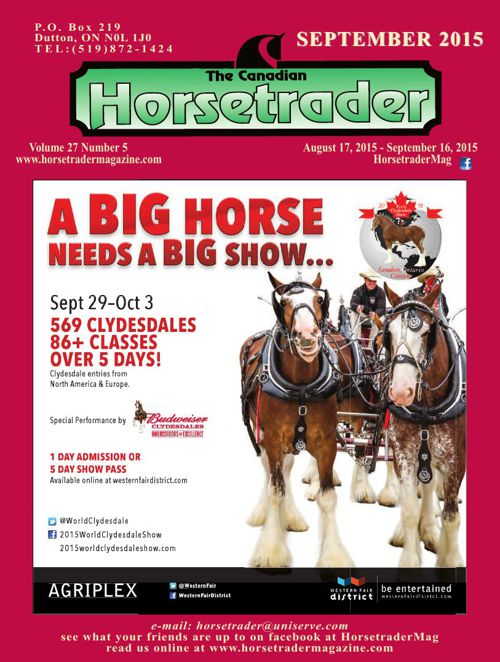 Horsetrader Magazine - September 2015