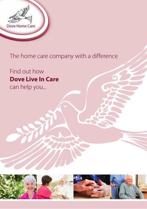Dove Live In Care PDF Brochure