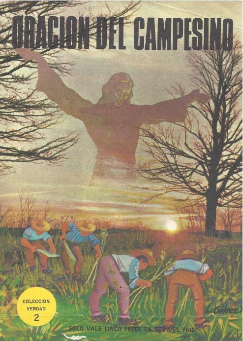 Oración al campesino