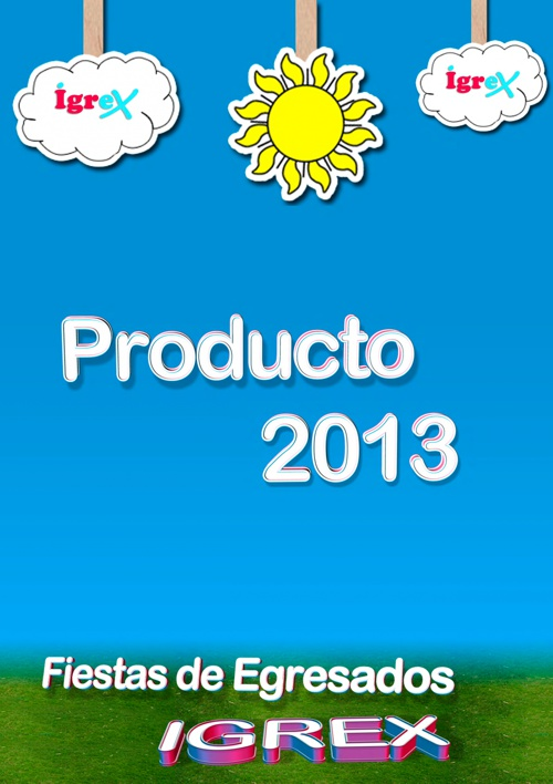 Producto 2013
