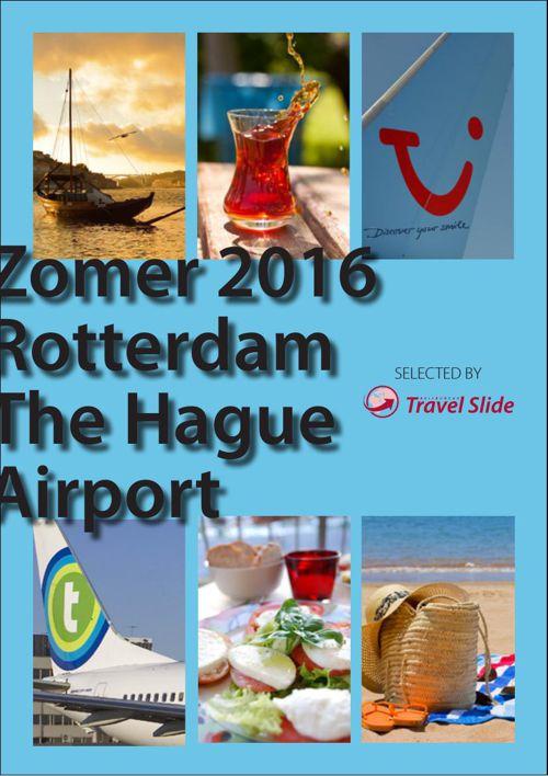 vanaf Rotterdam The Hague Airport