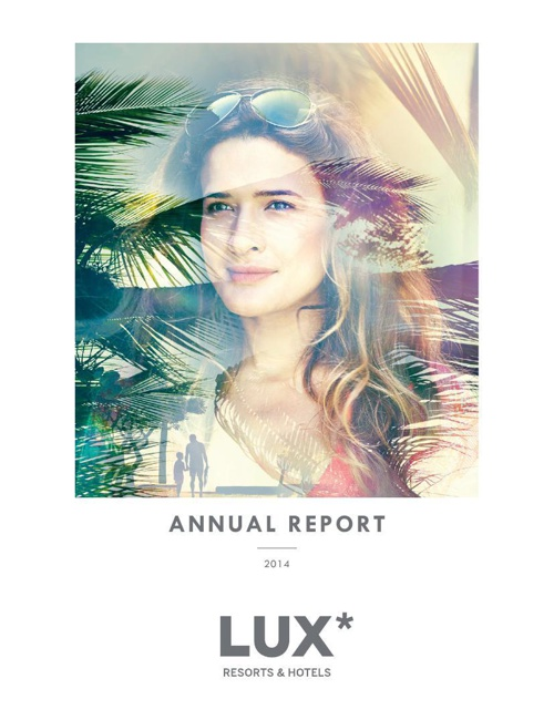 LUX Annual Report 2014