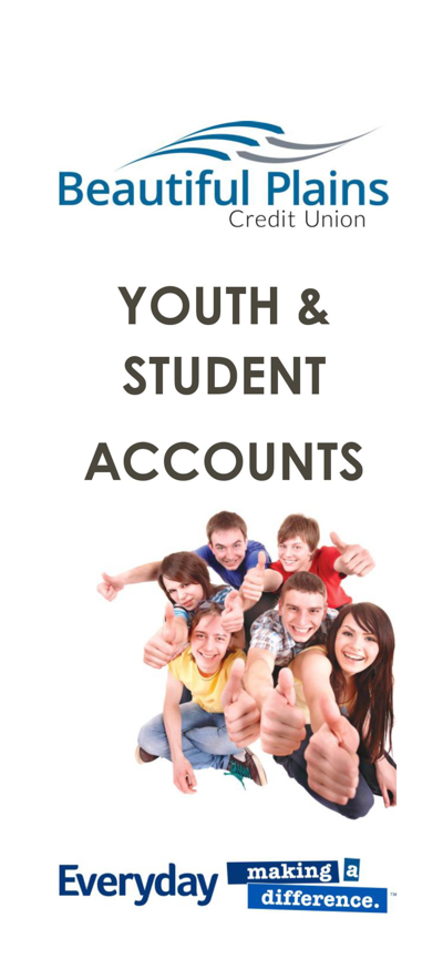 Youth and Student Accounts