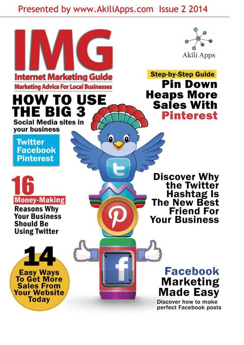 Internet Marketing Guide for Local Business -  Mar 2014