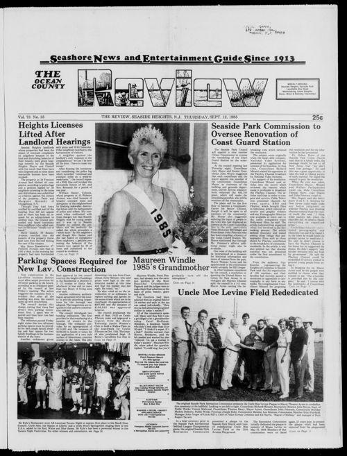 Review September 1985