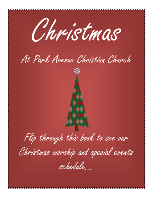 Park Avenue Christmas 2012