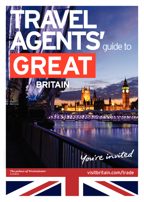 VisitBritain's Travel Agent Guide - USA