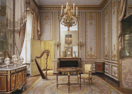 Versailles-les chambres