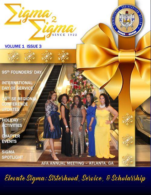 Sigma 2 Sigma Volume1 Issue3 (Dec2017)