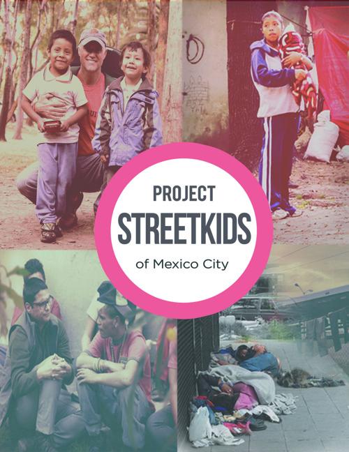 Street Kids Mexico City