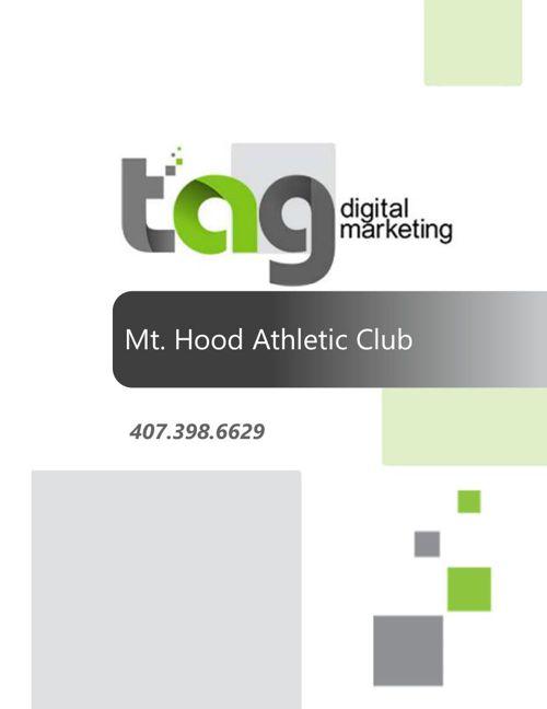 Mt. Hood Athletic Club Marketing Proposal_20151021