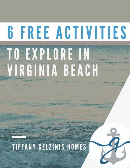 6 Free Activities to Explore in Virginia Beach