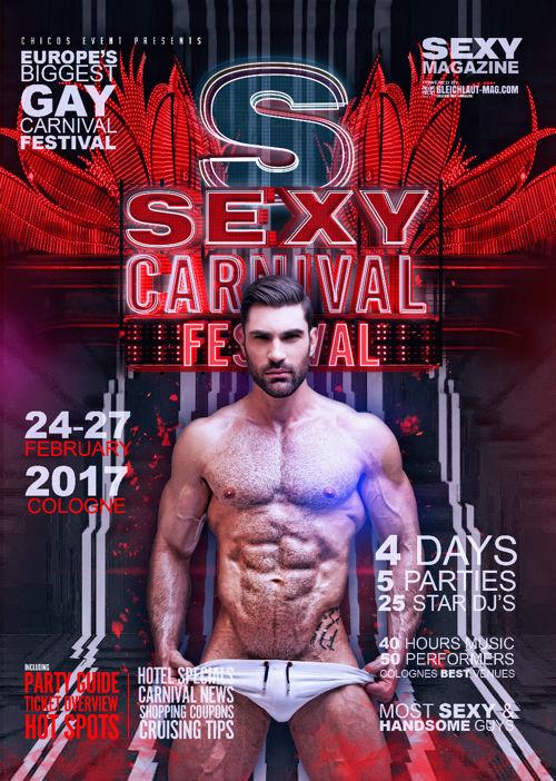 SEXY CARNIVAL FESTIVAL 2017