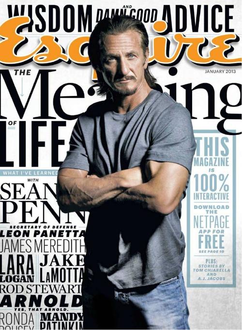 Esquire USA 01-2013