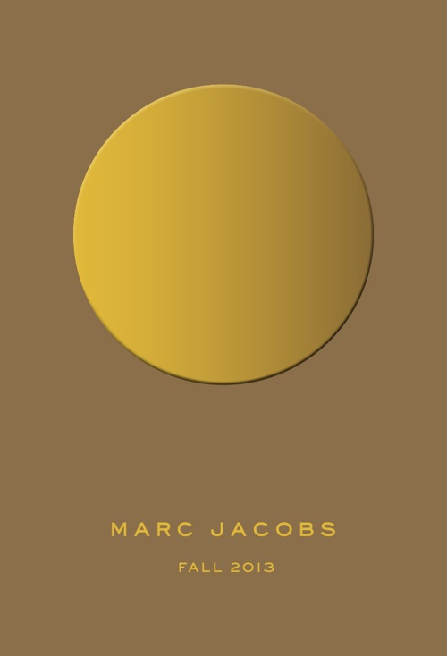 Marc Jacobs Womens Collection Fall 2013 Lookbook