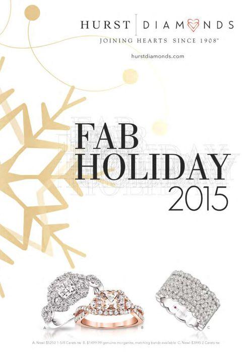 Hurst Diamonds FAB HOLIDAY 2015