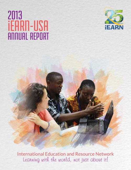 2013 iEARN-USA Annual Report