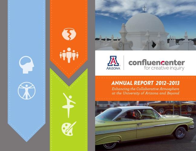 Confluencenter Annual Report 2012-2013