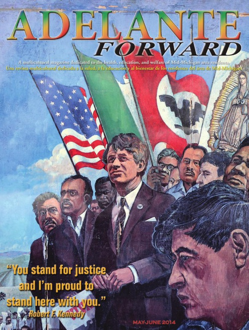 Adelante Forward May June 2014